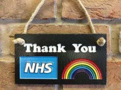 Help the NHS sign