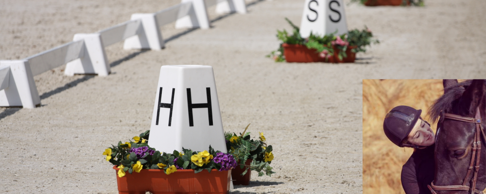 6 Top Tips for Remembering your Dressage Test